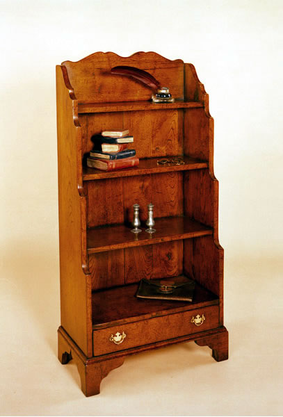 OS2 Waterfall Bookcase