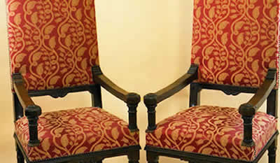 Reproduction Chairs, Benches and Settles