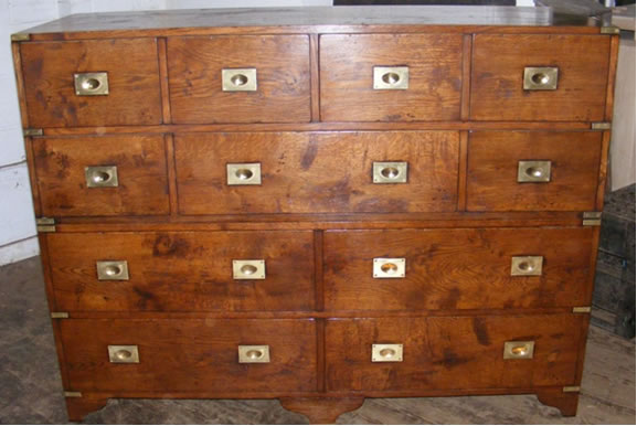 Military Style Chest