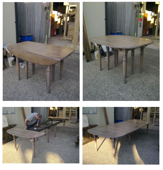 "SC11388 ""Unusual"" Extending Table"